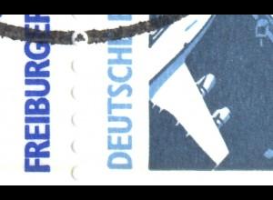 29b MH SWK 1995 - mit PLF V: abgeschrägtes D in DEUTSCHE, VS-O Berlin 6.7.95