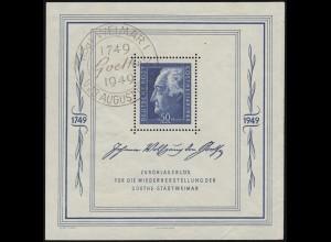 179-260y Heuss lumogen 8 Werte, Eck-Vierer rechts oben ** postfrisch ungefaltet