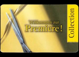 PortoCard - Willkommen zur Premiere! QP-1998-30.000-39 mit 1mal 2002, **