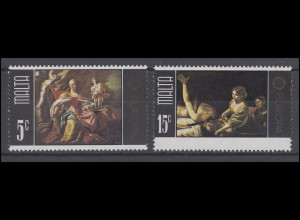 Malta: EUROPA / CEPT Gemälde & Paintings 1975, Satz **
