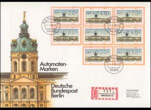2187BD+2188BD SWK Doppelwährung DM/Euro selbstklebend MiF Brief BZ 53 - 22.5.02