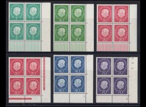 Ministerkarte Bund 452 Rechnungshof Typ IIIc, Marke ** und ESSt BONN 1964