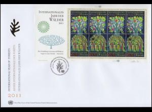 Eine PSo 54 ET-O KREFELD 24.8.98 Ortspostkarte, mit Set-Quittung vom Ersttag