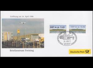 Erstflug Lufthansa Boeing 720B Johannesburg-Frankfurt Giraffe / Flugzeug 15.5.62
