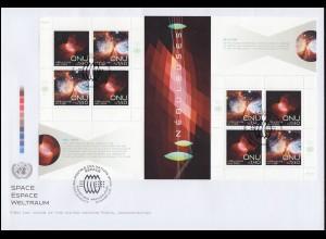 Ministerkarte Bund 423 Hauptstadt Düsseldorf Typ IIIc, Marke ** + ESSt Bonn 1964