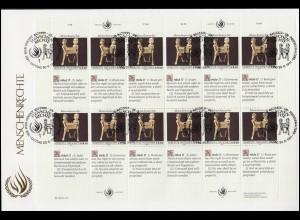 Bulgarien: Moderne Kunst Gemälde, 9 Werte, Satz **