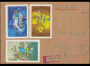 Brief an die Teilnehmer des 25. PDPh-Bundestages, 693 EF mit SSt KASSEL 3.9.71