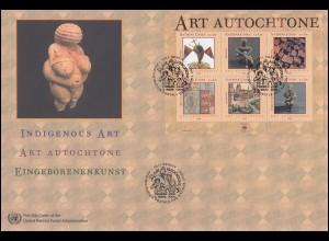 431ff ZD-Viererblock aus Block 3 20. Juli 1944 mit 438 Eil-FDC ESSt Bonn 20.7.64