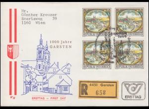 15. Deutscher Kinderdorf Ballonflug BERNINA Neujahsfahrt, VILSBIBURG 1.1.65
