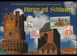 Post-Edition: Burgen und Schlösser - Eine philatelitische Reise 2009