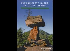 Post-Edition: Sehenswerte Natur in Deutschland auf Briefmarken, 2014