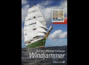 Post-Edition: Auf den Meeren zu Hause - Windjammmer / Segelschiffe, 2015