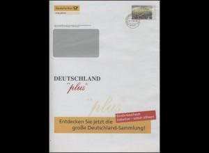 Plusbrief F401 Hambacher Fest: Deutschland plus-Sammlung, 29.1.09