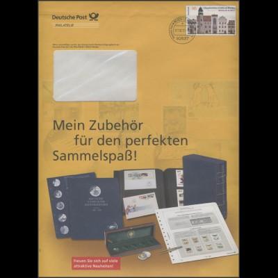 Plusbrief F Luthergedenkstätten: Zubehör für perfekten Sammlerspaß, 17.10.11
