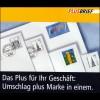 Mappe PLUSBRIEF (6 Stück): Das Plus für Ihr Geschäft, April 2001