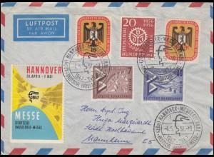 Gebühr-bezahlt-Stempel OFFENBURG / BADEN 5.5.1947 auf Brief nach Berlin