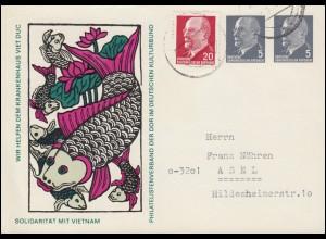 Ausstellungsblock 46. Bundestag und 93. Philatelistentag SSt Passau 16.10.92