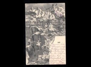 Niederländische Antillen: Dr. M.F. da Costa Gomez auf Maximumkarte ESSt 7.10.72
