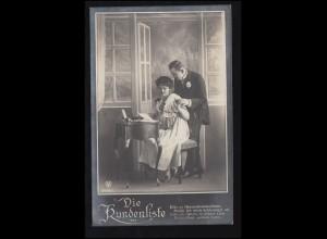Rumänien Schmuck-Umschlag Tanz in Trachten, SSt Ausstellung Constanta 27.5.79
