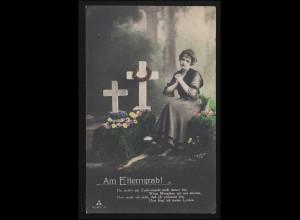 Erinnerungsflug AVIATOR'S POST 743 ADMIRAL BYED Cityhallsta. New York 19.6.1930