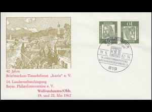 Zensur Oberkommando der Wehrmacht f auf Dänemark-Brief KOPENHAGEN 30.1.42
