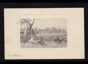 Postkarte P 26 Franz-Joseph 2 Kreuzer von ASCH 5.12.1882 nach WIEN 7.12.82