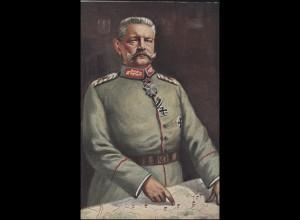 AK Generalfeldmarschall von Hindenburg / Verband der Krieger-Fechtschulen E.L.