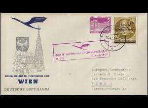 Liechtenstein 315-318 Pfadfinderkonferenz-Satz auf Maximumkarte VADUZ 8.8.1953