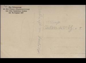 Bayern Orts-Brief 2 Pfennig als Paar MeF MÜNCHEN 5. - 30.3.04 & Kreisnummer 90