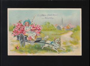 Bayern Postkarte Wappen 5 Pf UFFENHEIM 19.11. nach MÜNCHEN 20.11.80