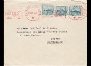 Bayern Lehrinstitut für Malen und Zeichnen NÜRNBERG 12.7.94 nach WIEN 14.7.94