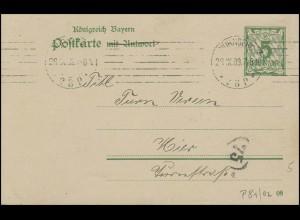 Bayern Pk NÜRNBERG Maschinen-O 27.9.09 Turn-Verein Nürnberg & Kreisnummer 75