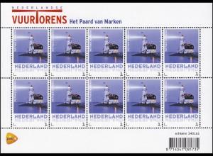 3062 Meine Marke 2013 - Leuchtturm Vuurtorens Het Paard van Marken, FB **
