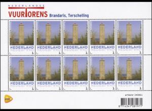 3062 Meine Marke 2013 - Leuchtturm Vuurtorens Brandaris / Terschelling, FB **