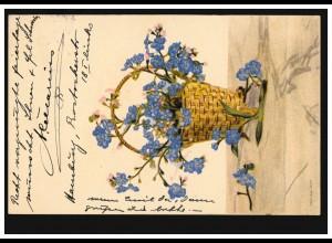 1015 Gründung des Balkan-Bundes 12 1/2 Ks. auf Brief ISTANBUL 1938 nach Berlin