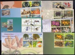 315+316 Händel+Spohr Zusammendruck auf Lp.-Brief HAMBURG-FLUGHAFEN 7.10.59
