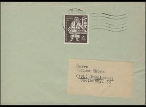 198 Gutenberg 1954 EF Drucksache Passau 2.6.54