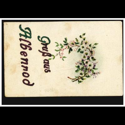 Rußland Umschlag U 30D Wappen 5 K. als R-Brief mit Zusatzfr. KISCHINEW 9.11.1900