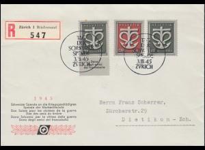 Abonnement-Quittung Luzerner Landzeitung ESCHOLZMATT 7.7.27 n. MUNSTER 9.7.27