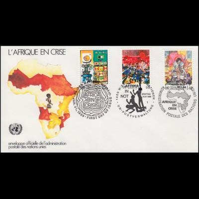 Set (12) Ägypten Geschichte Nr. 1001-1012 Oriental Commercial Bureau ungebraucht