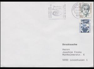Deutscher Umwelttag Frankfurt/Main 1992, MiF Drucksache Frankfurt/Main 21.8.1992
