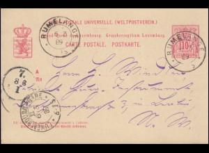 Luftpost Antlantikflug CONDOR Argentinen nach Eupen / Belgien Brief MiF 7.6.1937
