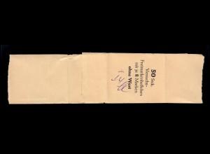 Bayern 39a 10 Pf. auf Faltbrief-Rechnung Käse Röthenbach 12.4.76 nach Sulzbach