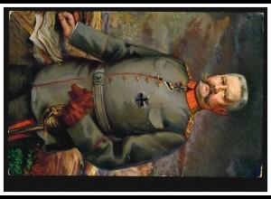 Ansichtskarte Generalfeldmarschall von Hindenburg, ungebraucht