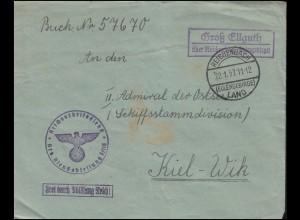 Drucksache vom Reichsbund der Philatelisten Gößnitz/Altenburg 4.7.1938