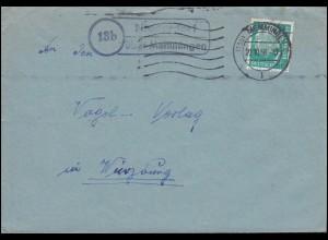 Absenderfreistempel Paul Koch KABE-Briefmarken-Alben ASCHERSLEBEN 24.1.1934