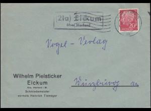Feldpost-Ansichtskarte: Gand, Landsturm-Bat. Celle 3. Kompanie 4.1.17 n. Berlin