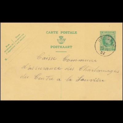 AM-Post 6 Pf. MeF auf PK Amtsgericht LÜNEBURG 29.2.46 an das Zuchthaus in Celle