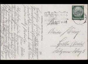 Privatpostkarte PP 78/14 Tag der Briefmarke SSt BERLIN Postkutsche 25.10.1981