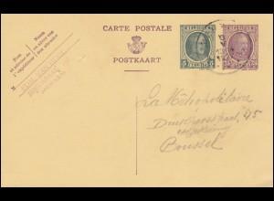 Portofreie Dienstsache Der Reichsprotektor in Böhmen und Mähren PK PRAG 27.4.40
